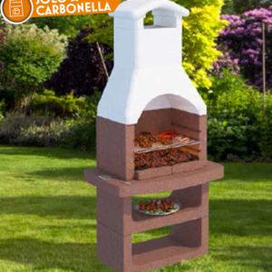 Barbecue Carbonella Siena