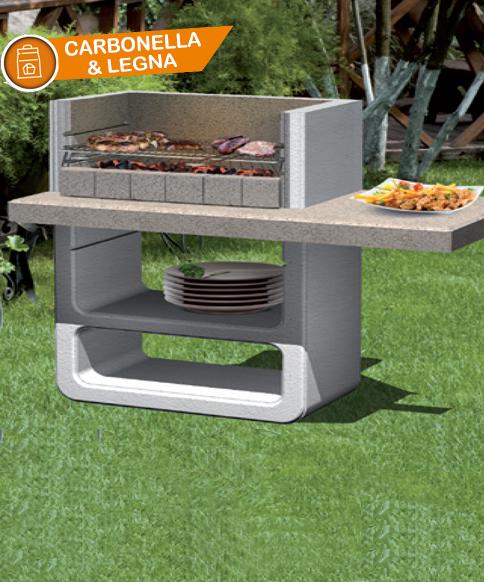 Barbecue Legna Carbonella Agadir