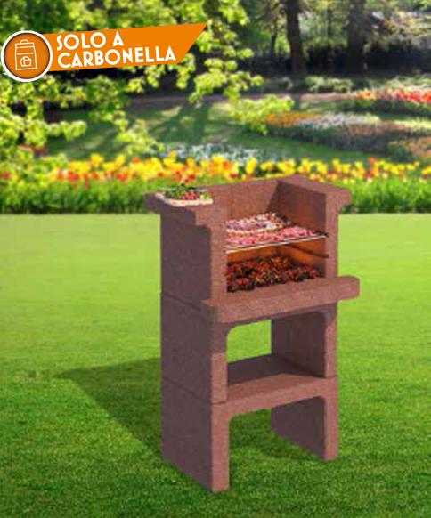 Barbecue Carbonella Prato