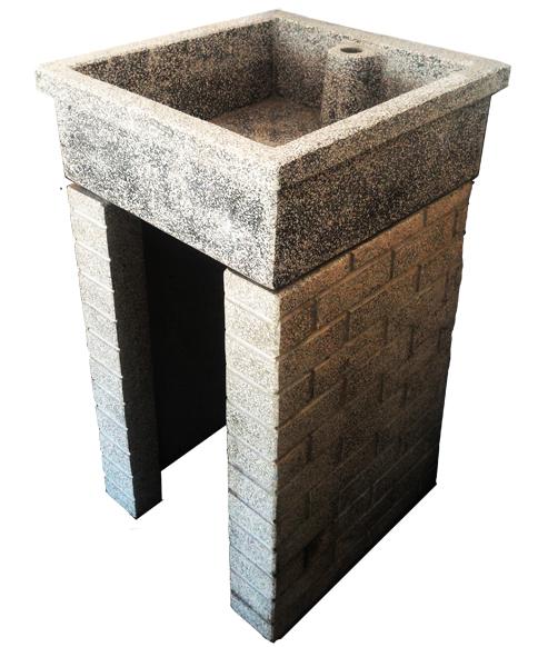 Pilozzini Muretto Cemento