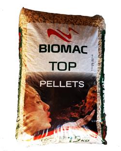 Biomac Abete Pellet