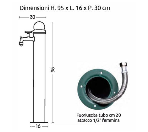 scheda tecnica fontana 42-ID 2