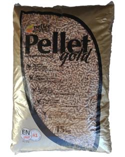 Gold Abete Pellet