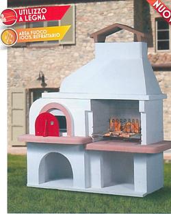 Barbecue Darwin propic