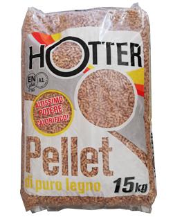 Hotter Abete Pellet