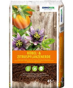 Terriccio Zitrusspflanzenerde